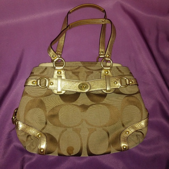 Coach Handbags - Coach Carly Purse